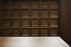 Предпосылка Брайна деревянная с ture  struÑ клетки Стоковые Изображения