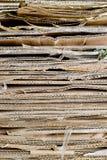 Предпосылка бумаги crepe стога Стоковая Фотография RF