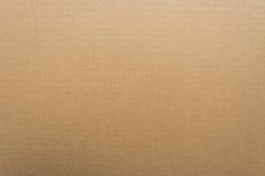 Предпосылка бумажной коробки упаковки Брайна Стоковая Фотография RF