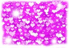 Предпосылка валентинок Стоковые Фото