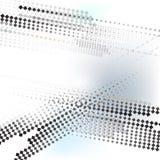 Предпосылка вектора абстрактной технологии Стоковая Фотография