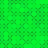 Предпосылка вектора безшовная зеленая Стоковая Фотография RF