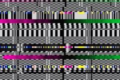 Предпосылка вектора Небольшое затруднение цифров сломанные пикселы, стоковые изображения