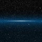 Предпосылка вектора ночное небо звёздное 10 eps Стоковые Изображения
