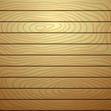 Предпосылка вектора светлой деревянной текстурированная планкой иллюстрация вектора