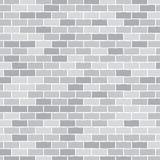 Предпосылка вектора Стена серых кирпичей 10 eps Стоковое Изображение