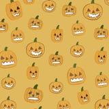 Предпосылка вектора хеллоуина Стоковая Фотография