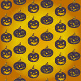 Предпосылка вектора хеллоуина Стоковые Фото