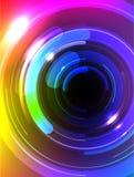 Предпосылка вектора Multicolor абстрактная бесплатная иллюстрация