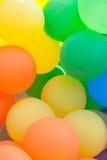 Предпосылка воздушного шара Стоковое Фото