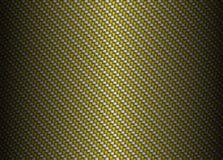 Предпосылка волокна углерода Стоковая Фотография RF