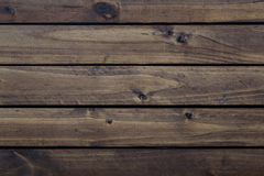 предпосылка всходя на борт древесины коричневой части крытой Стоковое фото RF