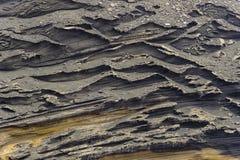 предпосылка вулканическая Стоковые Фото