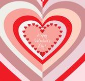 Предпосылка влюбленности красный цвет поднял Стоковое Фото