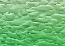 предпосылка геометрическая перевод 3d Стоковая Фотография RF