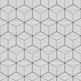 предпосылка геометрическая Стоковое Изображение