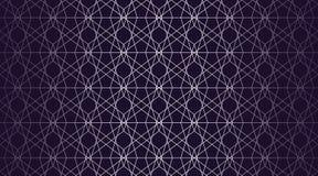 предпосылка геометрическая Стоковые Изображения