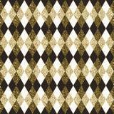 Предпосылка геометрической картины безшовная Стоковое Изображение RF