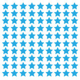 Предпосылка голубых звезд Иллюстрация вектора