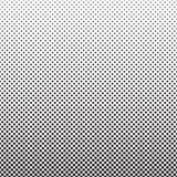 Предпосылка градиента картины точек полутонового изображения Стоковое Изображение