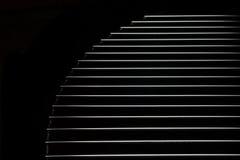 Предпосылка гриля утюга нержавеющей стали Crome черно-белая Стоковая Фотография