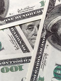 Предпосылка денег долларов США Стоковые Изображения