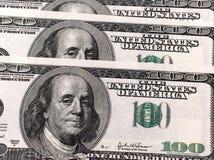 Предпосылка денег долларов США Стоковое Изображение