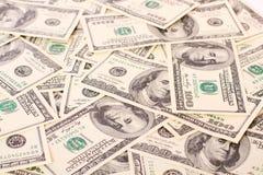 Предпосылка денег для дела Стоковые Фото
