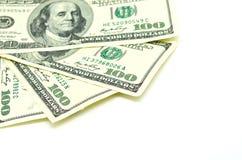 предпосылка денег Стоковое Фото