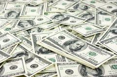 Предпосылка денег Стоковое Изображение