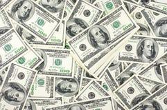 Предпосылка денег Стоковая Фотография
