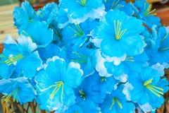 Предпосылка лепестков цветка Стоковое Изображение