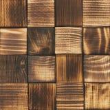 предпосылка деревянного блока Стоковые Фото