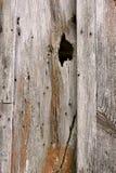 Предпосылка деревянного siding амбара доски и половой доскы с отказом и Стоковые Изображения RF