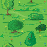 Предпосылка леса Стоковое Изображение