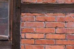Предпосылка детали дома ферменной конструкции Стоковое Фото