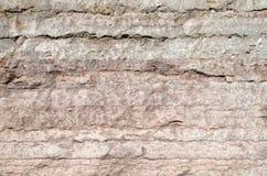 Предпосылка детали скалы известняка стоковое изображение