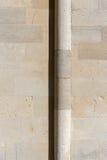 Предпосылка детали старого крупного плана каменной стены архитектурноакустическая стоковое фото rf