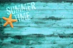 Предпосылка летнего времени Стоковая Фотография