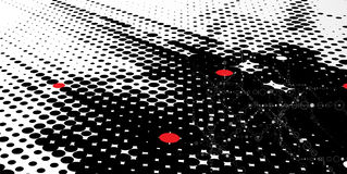 Предпосылка дела новой технологии иллюстрация вектора