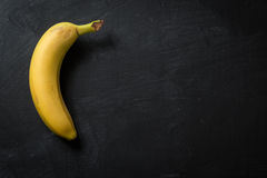 Предпосылка еды банана Стоковые Фотографии RF