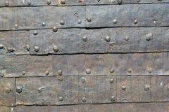 Предпосылка железных прикрепленных слоений Стоковое Изображение