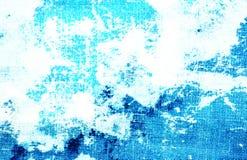 Предпосылка джинсов Grunge абстрактная Стоковое Изображение