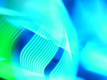 Предпосылка запачканная конспектом светлая Стоковая Фотография RF