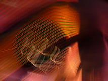 Предпосылка запачканная конспектом светлая Стоковые Изображения