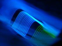 Предпосылка запачканная конспектом светлая Стоковое Изображение
