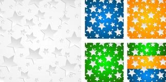 Предпосылка звезды Стоковое Фото