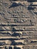 Предпосылка земли песка камешка Стоковые Фотографии RF