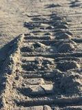 Предпосылка земли песка камешка Стоковое Фото