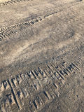 Предпосылка земли песка камешка Стоковые Фото